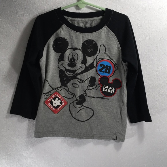 bccf617789 Shirts & Tops | Disney Mickey Mouse Clubhouse 5t | Poshmark